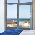 Beachcomber-Bedroom-View-Muizenberg-Self-Catering-Apartment