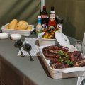 Braai dinner included in your stay